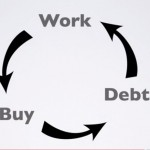 debt trap, freedom of debt, stepping out of debt cycle, debt slavery