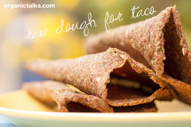 tacos without filling, stanka vukelic, easy taco recipe