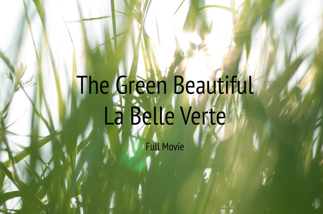 the green beautiful, la belle verte movie