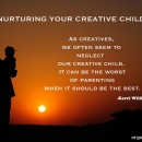 Nurturing your creative child