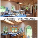 Beautiful Cob-Homes for Debt-Free Living