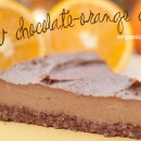 Easy desserts to make: Raw chocolate-orange cake