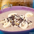 Raw breakfast: Spelt or Buckwheat – Banana Porridge