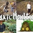 Start your own vegetable garden with 'hugel-culture'