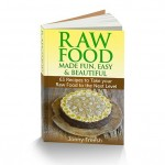 raw food recipes book