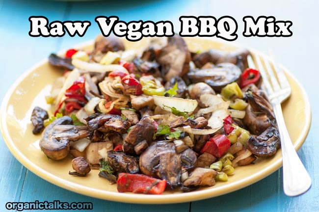 Raw Vegan BBQ
