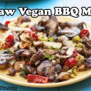 Raw Vegan BBQ Mix