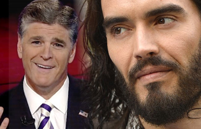 Russell Brand Exposes The Fox News