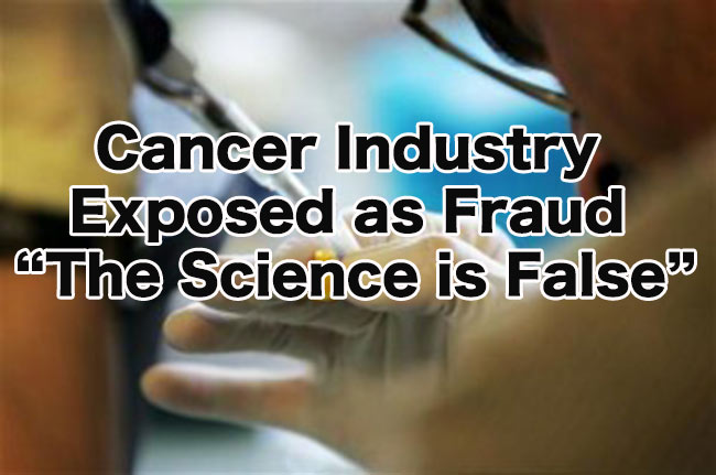 Cancer Industry Exposed