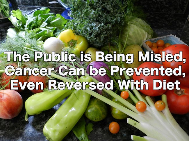 How to Reduce Your Risk of Prostate Cancer (or Even Reverse it) Through Diet & Nutrition – Part 1