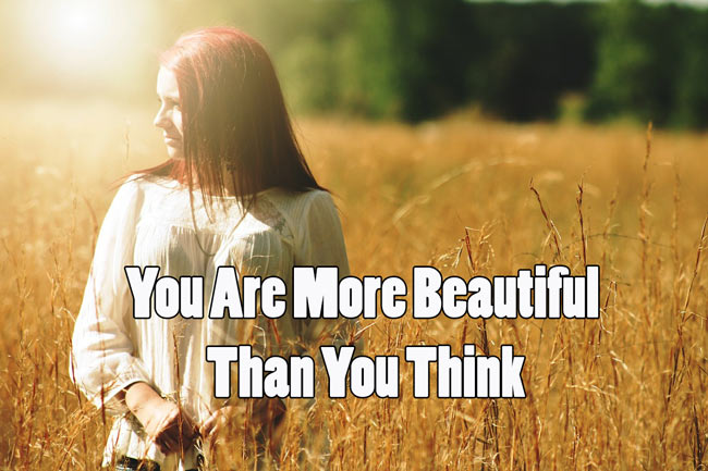 More Beautiful Than You Think