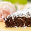 Easy desserts to make: Raw coconut-chocolate cake
