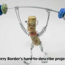 Gel Talk: Terry Border's hard-to-describe project