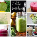 7 After-New-Year Detox Smoothies