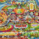 This is What Happens When an Artist Suffers Cancer of the Pineal Gland