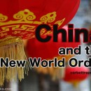 China and the New World Order